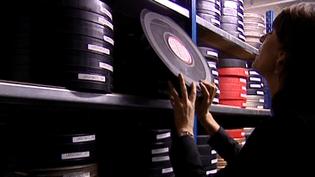 Basé à Lyon, l'Institut Lumière restaure et conserve des centaines de pellicules  (France 3 Culturebox)