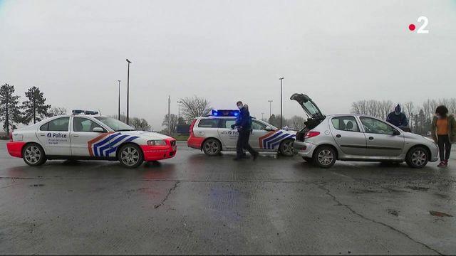 Covid-19 : La Belgique ferme ses frontières