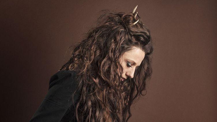 La chanteuse Leïla Martial  (Sylvain Gripoix)
