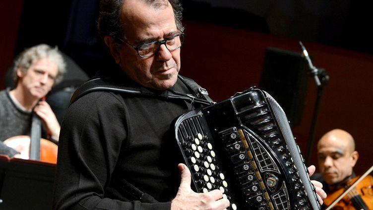 Richard Galliano Sextet joue Bach à Nantes  (Photopqr/Ouest France)