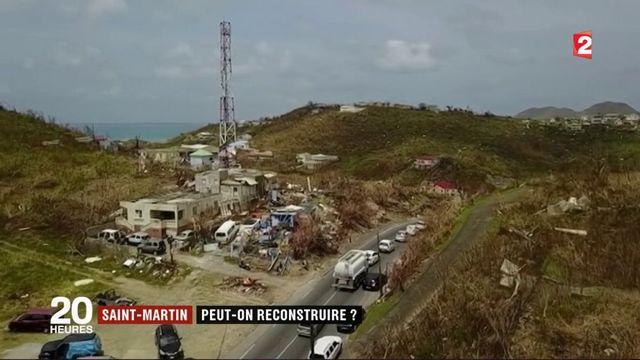 Ouragan Irma : Saint-Martin pourra-t-elle se reconstruire ?