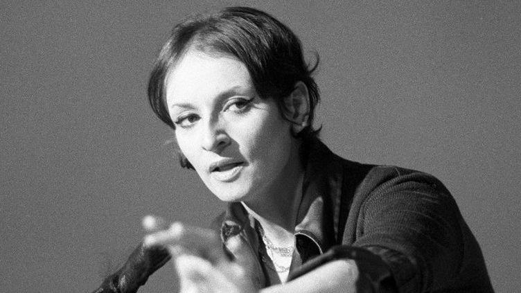 Barbara en 1968  (Louis Joyeux / Ina)