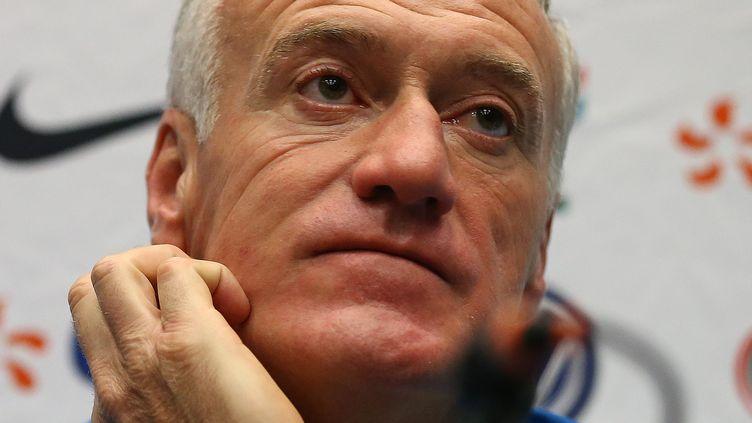 Didier Deschamps (JUSTIN TALLIS / AFP)