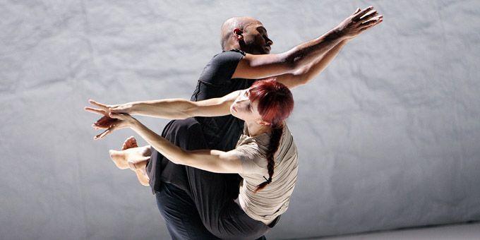 Sylvie Guillem et Akram Khan  (Tristan Kenton)