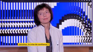 La sociologue Karine Clément (FRANCEINFO)