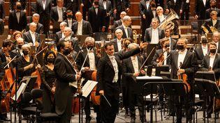 Les adieux de Philippe Jordan à l'Opéra de Paris (ELISA HABERER)
