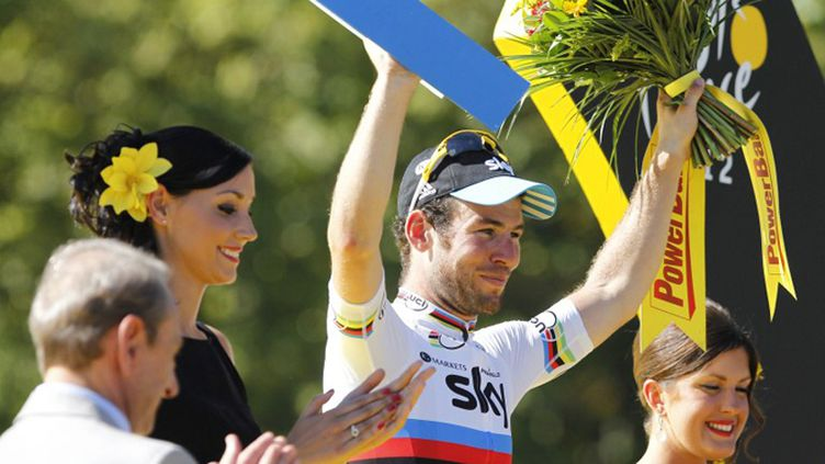Mark Cavendish est le premier de l'histoire à remporter un 4e succès sur les Champs Elysées