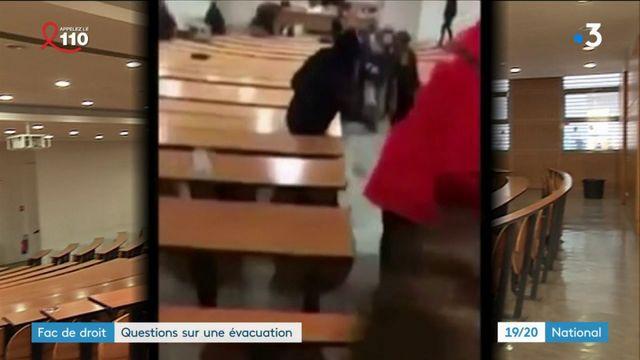 Montpellier : deux enquêtes ouvertes après des violences à la fac de droit