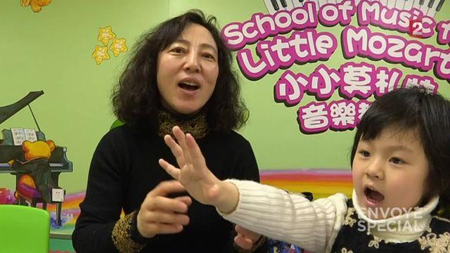 VIDEO. Envoyé spécial. Shangaï : les meilleurs élèves du monde