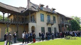 A Versailles, la Maison de la Reine, restaurée, rouvre ses portes au public  (Philippe Lavieille / Le Parisien / PhotoPQR / MAXPPP)