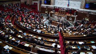 L'Assemblée nationale lors de la séance des Questions au gouvernement, le 2 mars 2016. (MAXPPP)