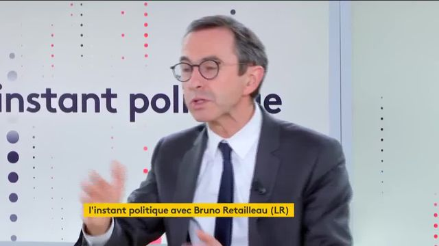 VIDEO. Un match contre Macron en 2022 ? Bruno Retailleau ne dit pas non