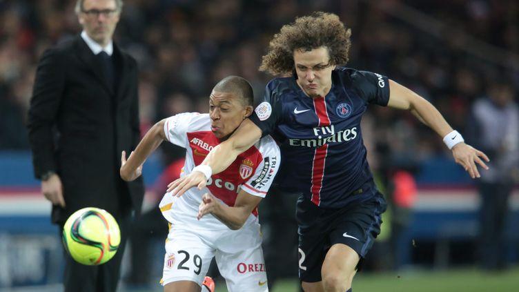 Le PSG est tombé sur un os contre Monaco (FR?D?RIC DUGIT / MAXPPP)