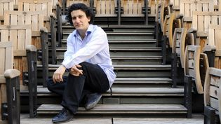 Alain Altinoglu (ici en 2009).  (ANNE-CHRISTINE POUJOULAT / AFP)