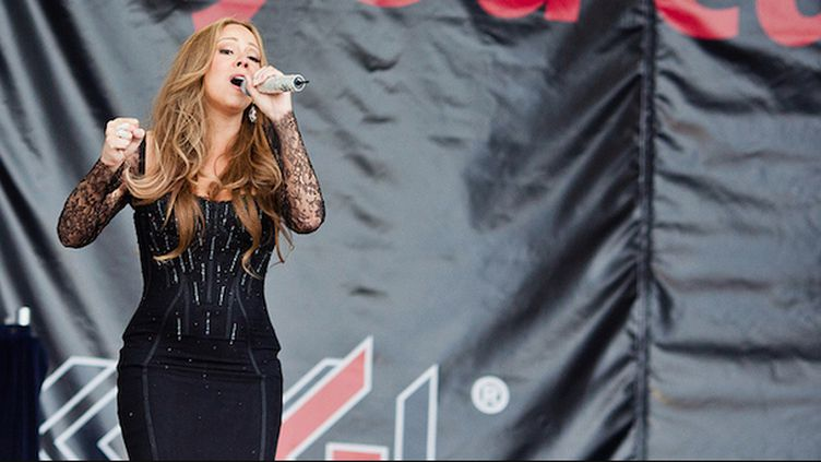 Mariah Carey révèle être bipolaire (Photo credit:)