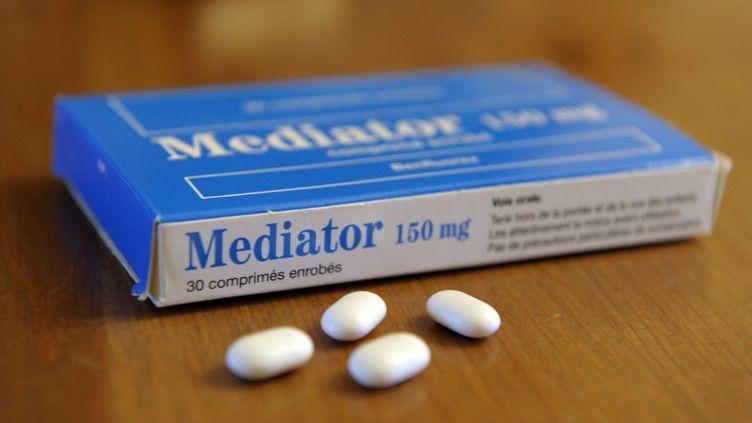Le Mediator, un médicament anti-diabète prescrit comme coupe-faim,a fait plusieurs centaines de morts en France. (CITIZENSIDE / AFP)