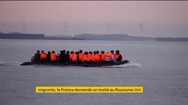 Migrants : la tension monte entre la France et le Royaume-Uni