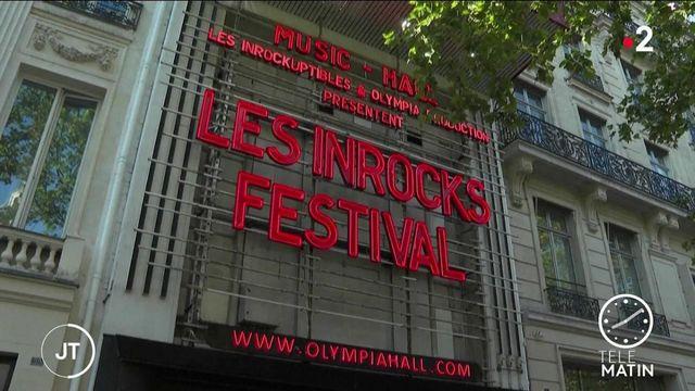 Concert : l'Olympia rouvre ses portes avec le festival des Inrocks