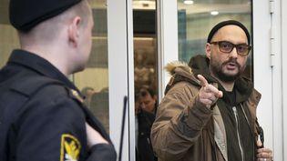 Le metteur en scène russe Kirill Serebrennikov à l'ouverture de son procès le 7/11/2018  (Alexander Zemlianichenko/AP/SIPA)