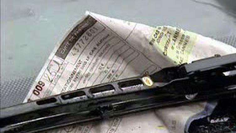 Les PV amnistiés pour les élections (© Photo france2)