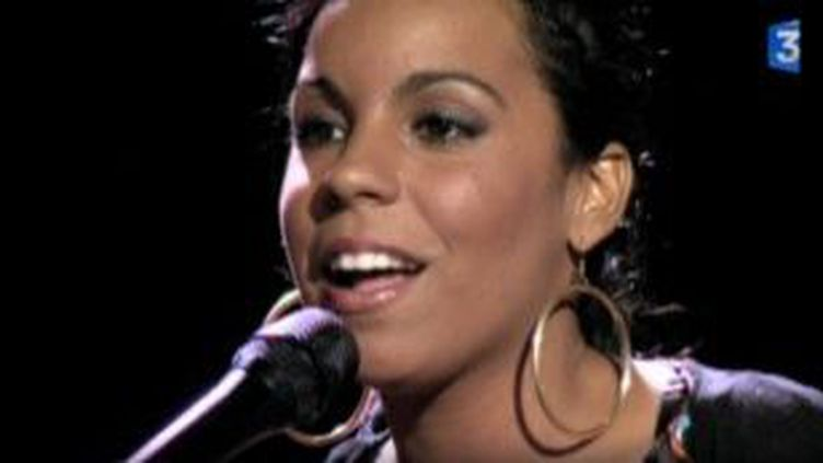 """Danay Suarez et Roberto Fonseca en live avec """"Guajira""""  (Culturebox)"""