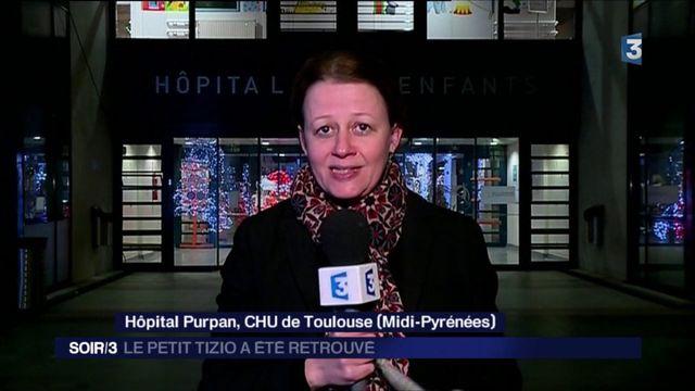 Alerte enlèvement : le petit Tizio a été retrouvé