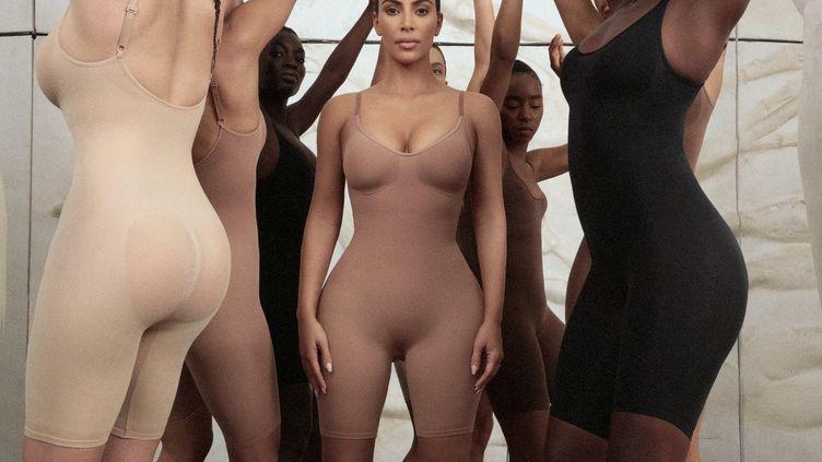 La star de téléréalité Kim Kardashian a lancé une nouvelle ligne de lingerie, baptisée Kimono. (REUTERS)