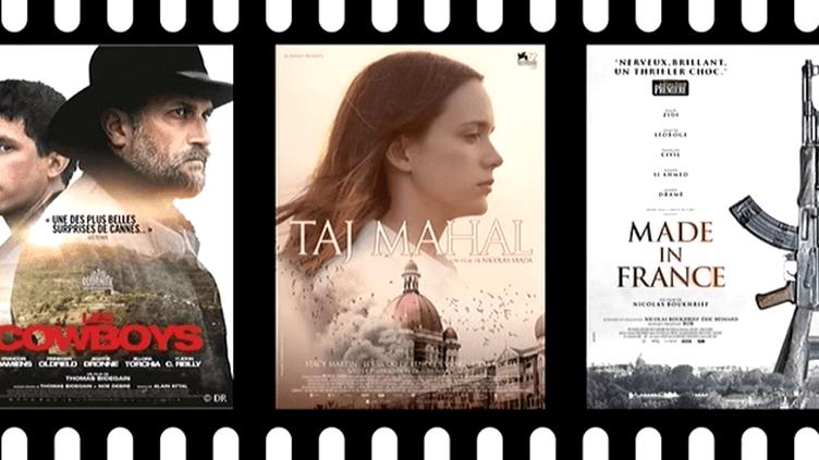 Trois films face à l'actualité.  (France 3)