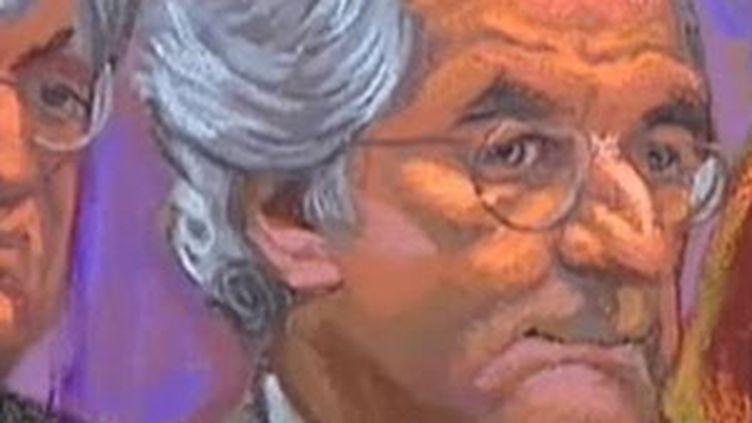 Bernard Madoff, 71 ans, l'ancienne coqueluche des milieux financiers. (© France 2)