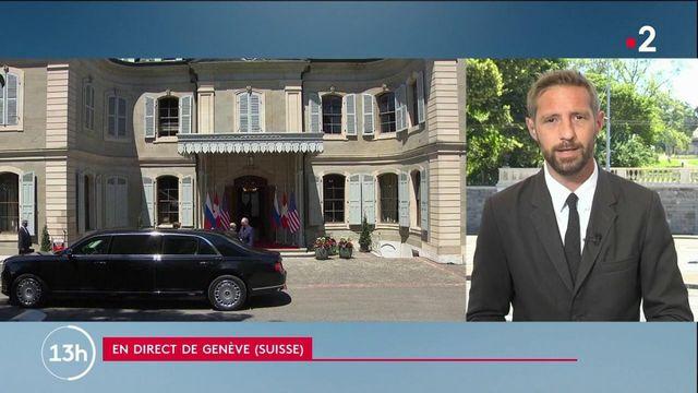 Sommet Poutine-Biden : une rencontre pour rétablir une stabilité entre les deux pays