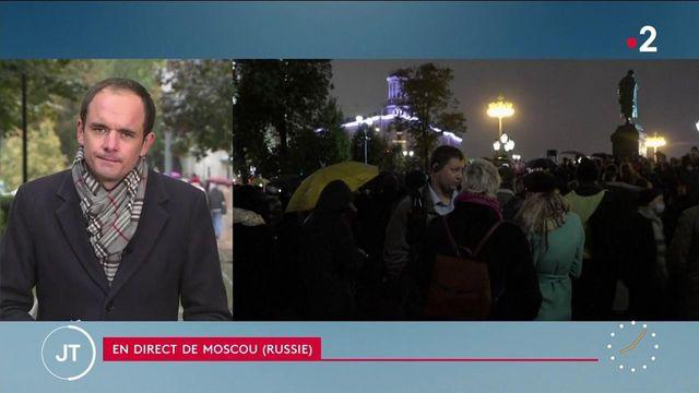 Législatives en Russie: l'opposition ne s'impose pas à Moscou
