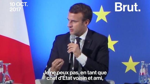 Macron Europe