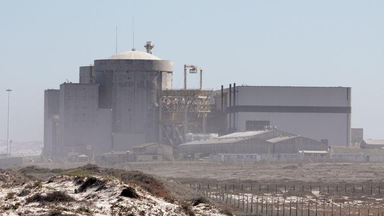 La centrale nucléaire sud-africaine de Koeberg (province du Cap-Occidental), le 25 juillet 2018. (DR NEIL OVERY/SCIENCE PHOTO LIBR / NOY / AFP)