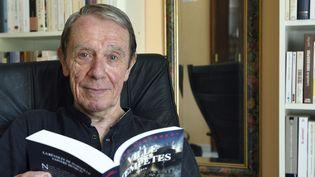 Jean Contrucci, le lauréat du premier prix de l'Evêché