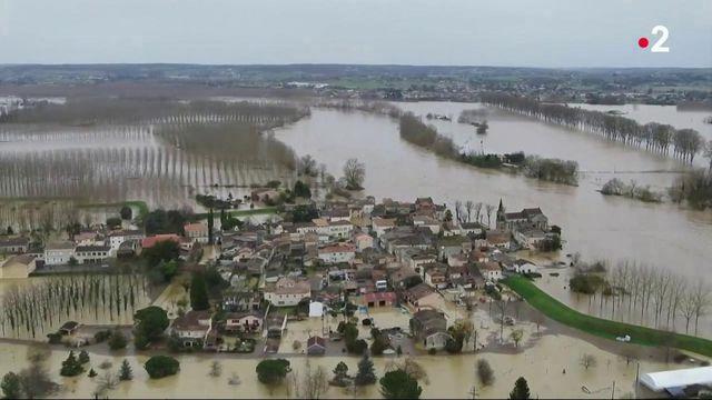 Intempéries : le Lot-et-Garonne transformé par les inondations