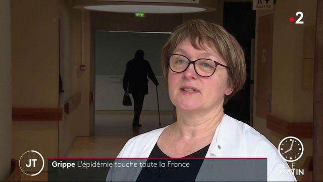 Grippe : l'épidémie touche l'ensemble des régions de France