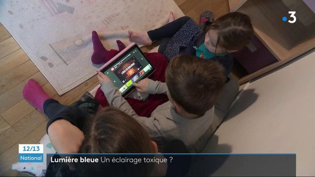 Environnement : les lumières bleues devraient disparaître des jouets pour enfants