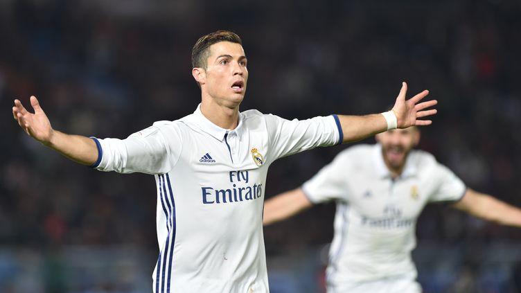 Cristiano Ronaldo (KAZUHIRO NOGI / AFP)