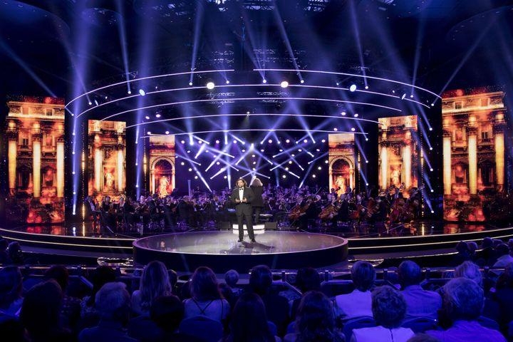 L'émission a été tournée l 21 mai dernier à la salle des étoiles de Monte Carlo  (Fabrice Sempere)