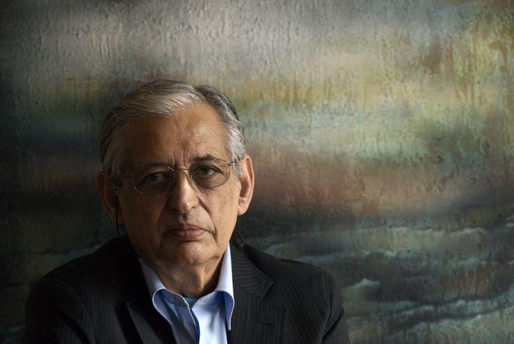 Michel Del Castillo ici en 2008.  (ULF ANDERSEN / Aurimages)