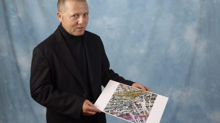 Emmanuel Hirsch,professeur d'éthique médicale, le 12 octobre 2006. (MAXPPP)
