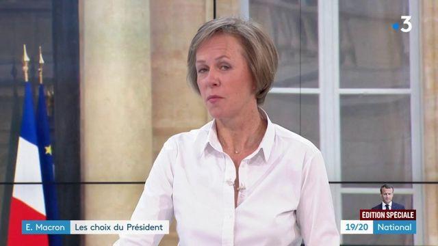 Emmanuel Macron : malgré des concessions, le président garde son cap