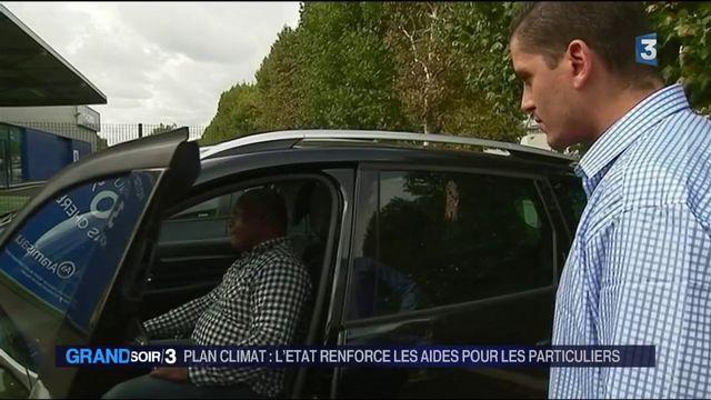 Ecologie : des aides de l'Etat pour que les Français polluent moins