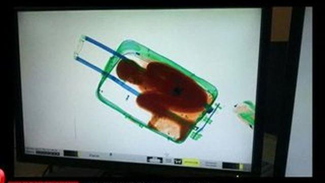 Enfant retrouvé dans une valise : une grande première