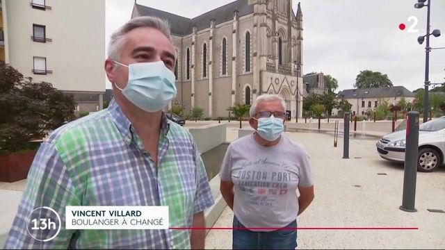 Mayenne : le masque déjà obligatoire dans les lieux publics clos