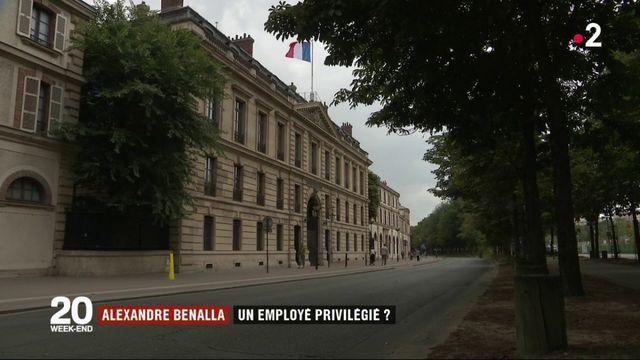 Alexandre Benalla : un employé privilégié ?