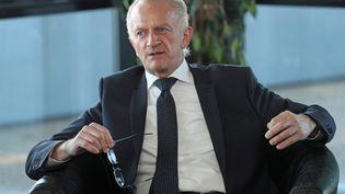Michel Deneken, le 12 novembre 2018, à Strasbourg. (JEAN-MARC LOOS / MAXPPP)