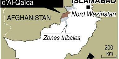 Zone d'entraînement des talibans. (PATRICE DERÉ KAL / AFP)