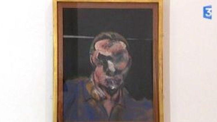"""Francis Bacon à l'exposition """"Un corps inattendu"""" au FRAC Auvergne  (Culturebox)"""