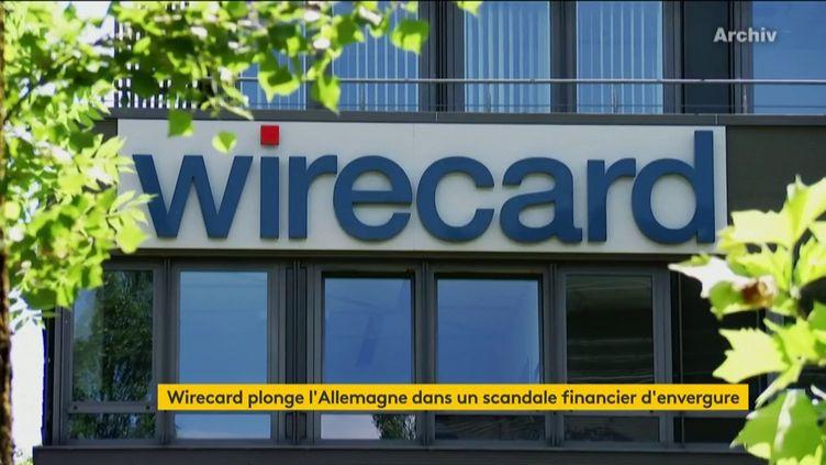 La société Wirecard (FRANCEINFO)
